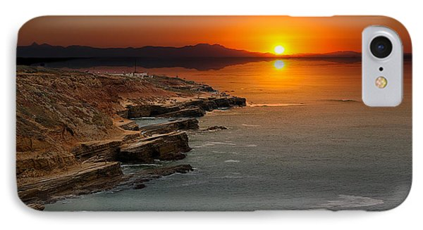 A Sunset IPhone Case