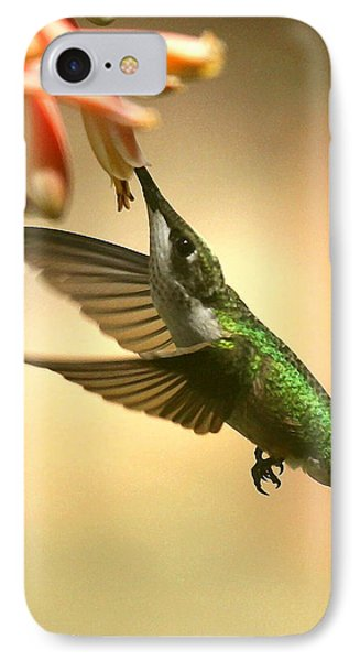 IPhone Case featuring the photograph A Tasty Treat by Myrna Bradshaw