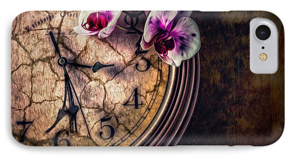 IPhone Case featuring the photograph A Time For Everything by Joshua Minso
