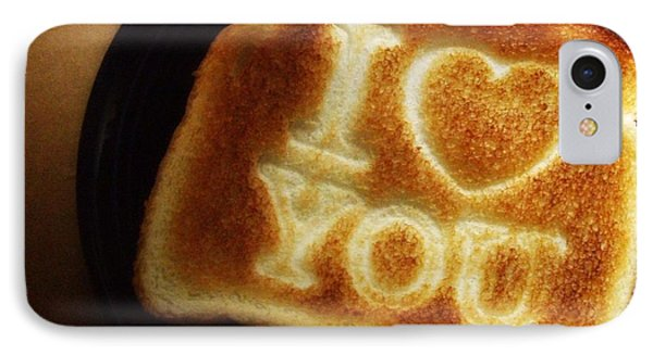 IPhone Case featuring the photograph A Toast To My Love by Kristine Nora