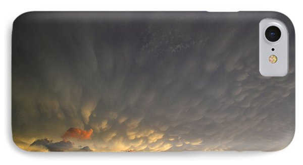 IPhone Case featuring the photograph A Touch Of Blue 2  by Lyle Crump