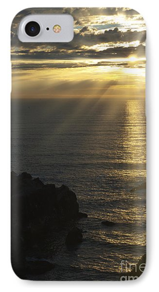 A Touch Of Heaven Phone Case by Sandra Bronstein