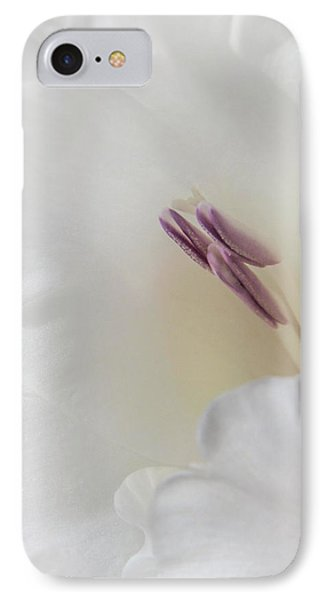 A Touch Of Pink IPhone Case