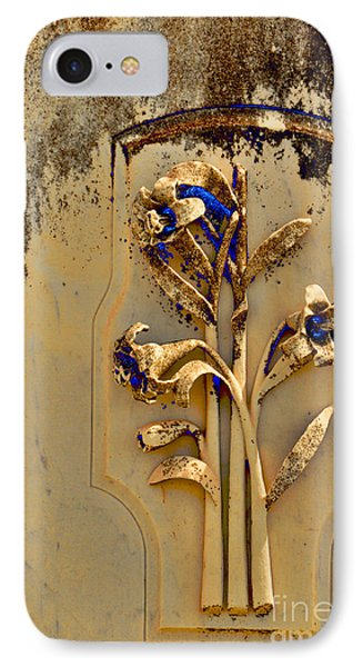 A Touch Of The Blues IPhone Case