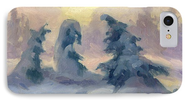 A Tranquil Moment IPhone Case by Diane McClary