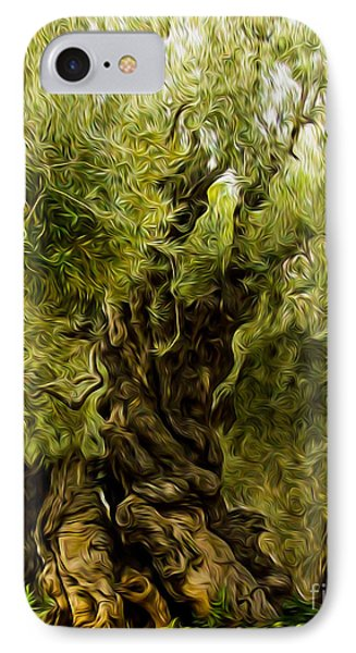 A Treesome IPhone Case