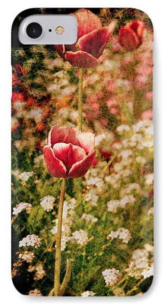 A Tulip's Daydream Phone Case by Loriental Photography