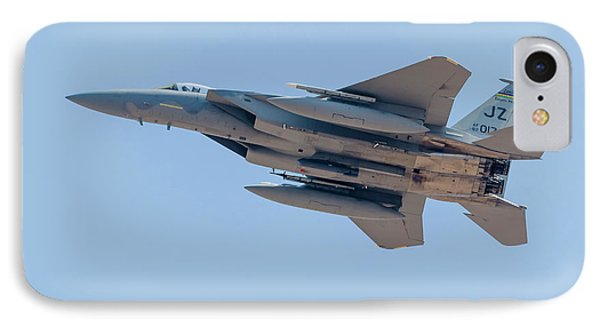 A U.s. Air Force F-15c Eagle Launches IPhone Case