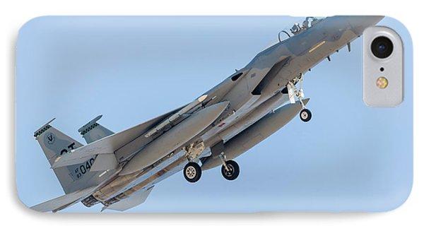 A U.s. Air Force F-15c Eagle Turns IPhone Case