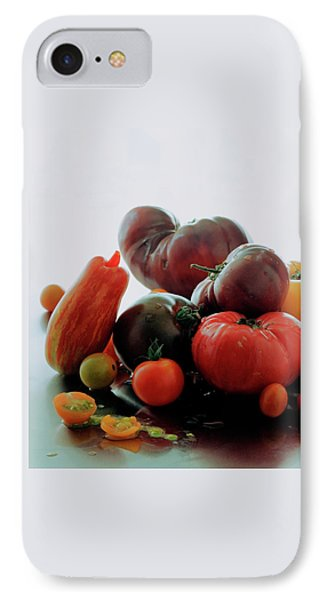 A Variety Of Vegetables IPhone Case