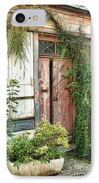 A Very Old Door IPhone Case