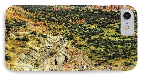 A View From Above IPhone Case by Nancy Marie Ricketts