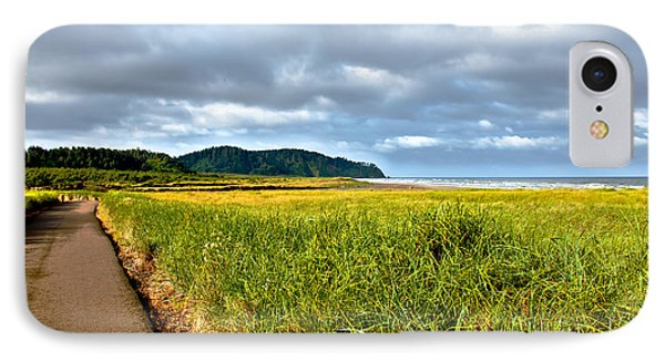 A View From Discovery Trail IPhone Case by Robert Bales