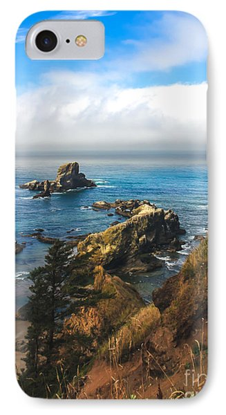 A View From Ecola State Park Phone Case by Robert Bales