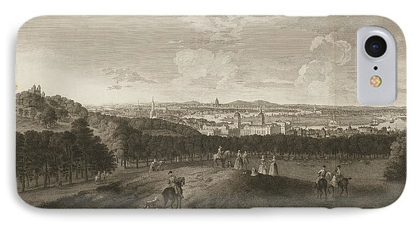 A View Of Greenwich Park IPhone Case