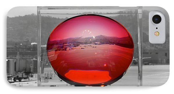 A View Of San Francisco Airport IPhone Case by Alex King