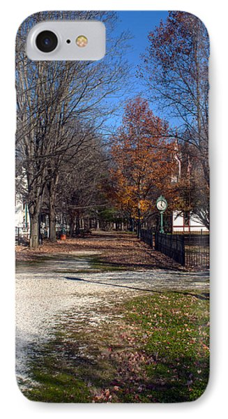 A Walk Down History Lane IPhone Case by Thomas Sellberg