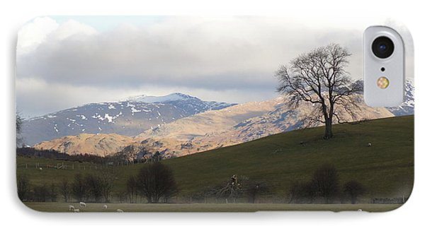 IPhone Case featuring the photograph A Walk In The Countryside In Lake District England by Tiffany Erdman