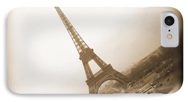 A Walk Through Paris 11 Phone Case by Mike McGlothlen