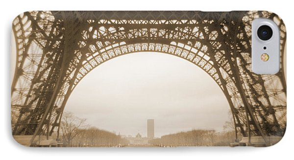 A Walk Through Paris 14 Phone Case by Mike McGlothlen
