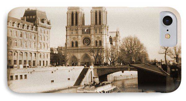 A Walk Through Paris 22 Phone Case by Mike McGlothlen