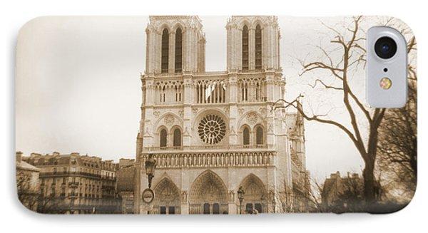A Walk Through Paris 24 IPhone Case by Mike McGlothlen