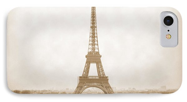 A Walk Through Paris 5 IPhone Case by Mike McGlothlen