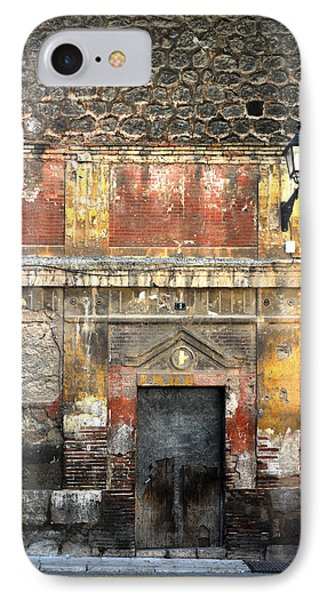 A Wall In Decay Phone Case by RicardMN Photography
