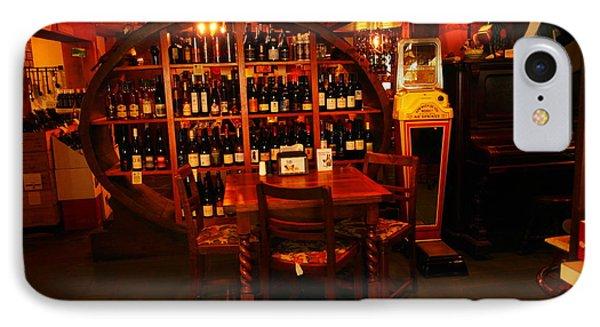 A Wine Rack Phone Case by Jeff Swan