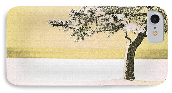 A Winter Moment Phone Case by Karol Livote