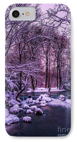 a winter's tale I - hdr Phone Case by Hannes Cmarits