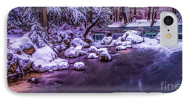a winter's tale II - hdr Phone Case by Hannes Cmarits
