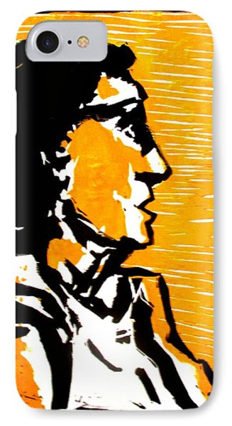 A Woman II IPhone Case by Maria Mimi