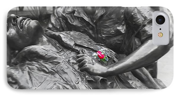 A Wounded Nation IPhone Case