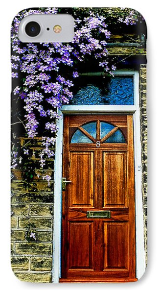 A Yorkshire Door IPhone Case