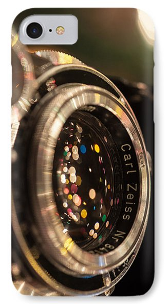 A Zeiss Christmas IPhone Case by Aaron Aldrich
