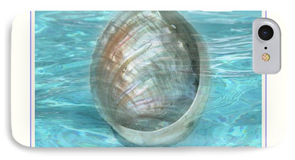 Abalone Underwater IPhone Case by Linda Olsen