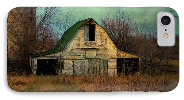 Abandoned Barn IPhone Case by Deena Stoddard