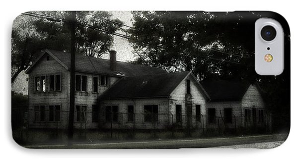 IPhone Case featuring the photograph Abandoned 2 by Cynthia Lassiter