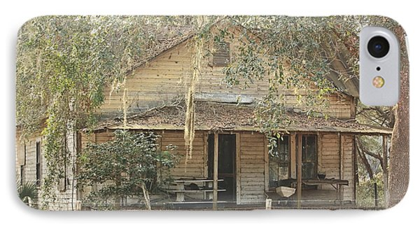 Abandoned Family History IPhone Case by Tammy Schneider