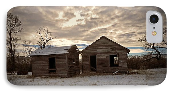 Abandoned History IPhone Case by Desiree Paquette