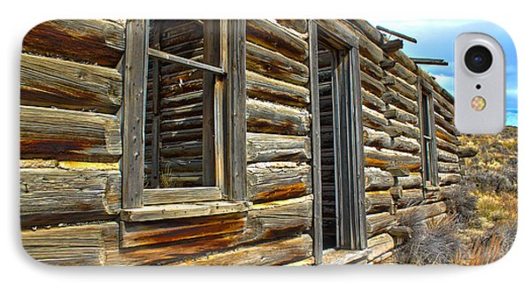 Abandoned Homestead IPhone Case by Shane Bechler