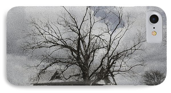 Abandoned House Phone Case by Donna G Smith