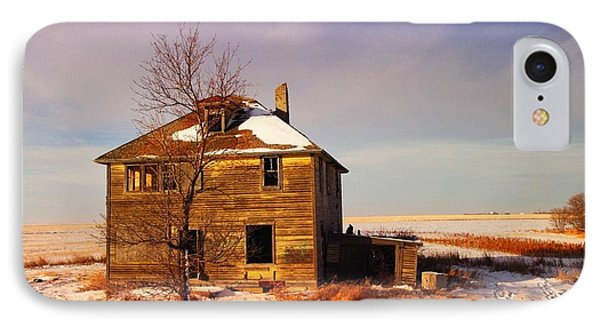 Abandoned House Phone Case by Jeff Swan
