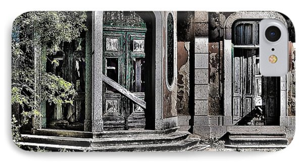 Abandoned House Phone Case by Marco Oliveira