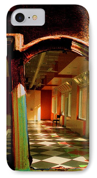 IPhone Case featuring the photograph Abandoned In Hollywood by John Fish