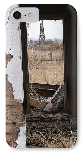 Abandoned In Texas IPhone Case