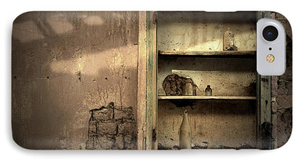 Abandoned Kitchen Cabinet Phone Case by RicardMN Photography
