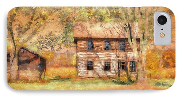 Abandoned IPhone Case by Lois Bryan