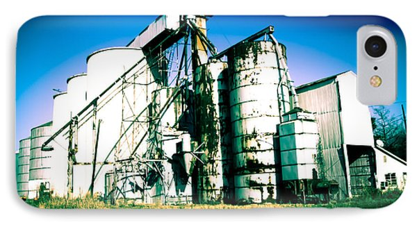 Abandoned Oil Mill IPhone Case